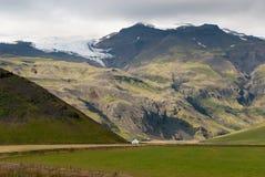 iceland góry Obrazy Royalty Free