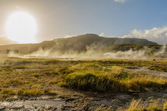 Iceland - Geysir Royalty Free Stock Images