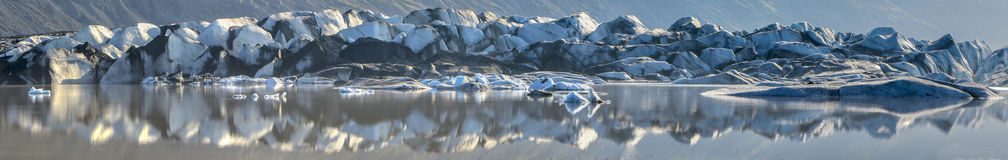 Iceland_glacierlagoon2 Стоковая Фотография RF