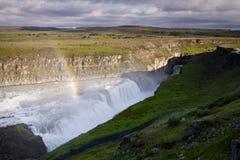 Iceland: Gullfoss Stock Photos