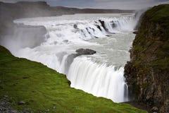 Iceland: Gullfoss Stock Images