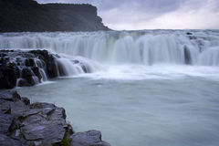 Iceland: Gullfoss Royalty Free Stock Photo