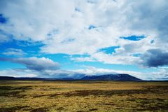 Iceland highlands Stock Photography