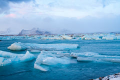 Iceland Iceberg Royalty Free Stock Images