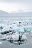 Iceland Icebergs Royalty Free Stock Image