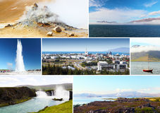 Iceland, impressions Stock Images