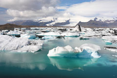 Iceland - Jokulsarlon Royalty Free Stock Images