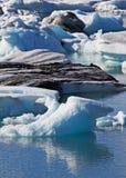 is- iceland jokulsarlonlagun royaltyfri foto