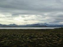 Iceland krajobrazy obrazy stock