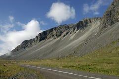 Iceland landscape. Royalty Free Stock Image