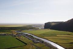 Iceland Landscape stock image