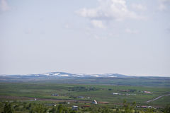 Iceland landscape Stock Images