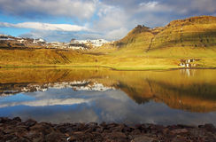 Iceland landscape Stock Photography