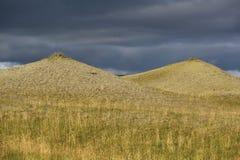 Iceland landscape natural looking landscape Stock Photography