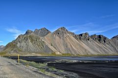 Iceland landscape Royalty Free Stock Photography