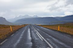 Iceland landscapes Royalty Free Stock Photography