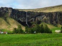 Iceland. Landscapes Stock Photo