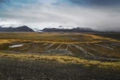 iceland liggande royaltyfria foton
