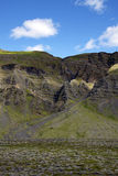 Iceland: Mighty landscpae Royalty Free Stock Photography