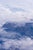 Iceland mountains Stock Images