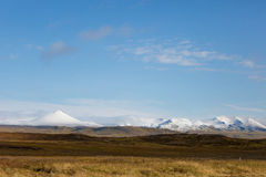 Iceland national park Royalty Free Stock Photos