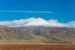 Iceland national park Royalty Free Stock Images