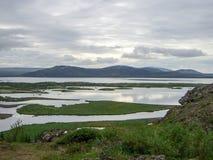 Iceland. National Park Pingvellir in Iceland Royalty Free Stock Image