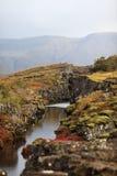 iceland nationalpark arkivfoton
