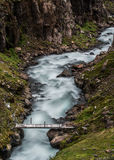 Iceland, north east reigion Royalty Free Stock Images