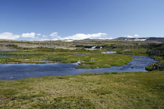 Iceland panorama Stock Photography