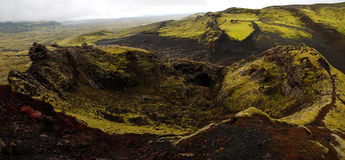 Iceland panorama Stock Images