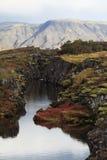 iceland park narodowy obrazy stock
