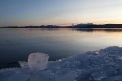 iceland park narodowy thingvellir Zdjęcia Stock
