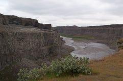Iceland, Północny Europa Obrazy Royalty Free