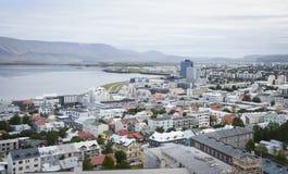 iceland reykjavik Fotografering för Bildbyråer
