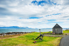 iceland reykjavik royaltyfria foton