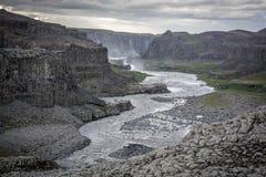 Iceland_river Стоковые Изображения RF