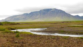 Free Iceland River And Mountains Royalty Free Stock Image - 99994446