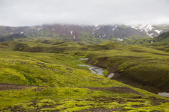 Iceland river Royalty Free Stock Photo