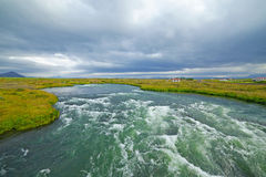 Iceland River Stock Images