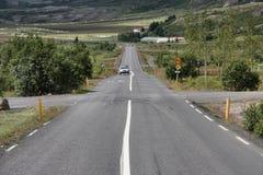 Iceland road Royalty Free Stock Photo