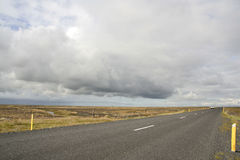 Iceland road Royalty Free Stock Images