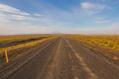 Iceland road Royalty Free Stock Image