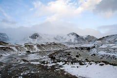 Iceland scenery Royalty Free Stock Image