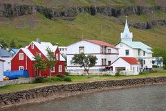 Free Iceland - Seydisfjordur Royalty Free Stock Images - 17954319