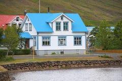 Iceland - Seydisfjordur Stock Photography