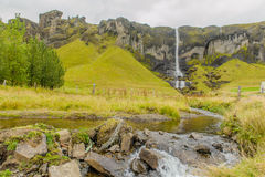 Iceland - Skaftafell National Park Stock Images