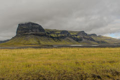 Iceland - Skaftáreldahraun Royalty Free Stock Photo