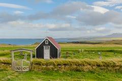 Iceland - Snaefallsnes National Park Stock Image