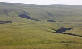 Iceland. South area. Fjallabak. Volcanic landscape. Royalty Free Stock Images